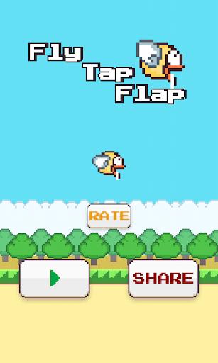 Fly Tap Flap - Retarded Bird