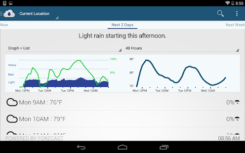 Arcus Weather Screenshot 11