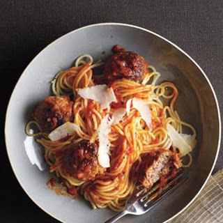 Spaghetti With Bacon And Ground Beef Recipes.