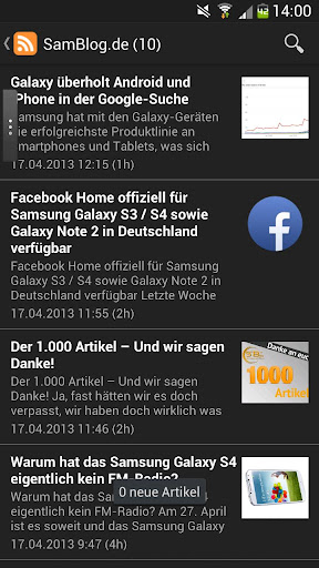 SamBlog.de