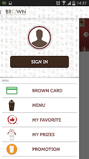 Brown Coffee- screenshot thumbnail
