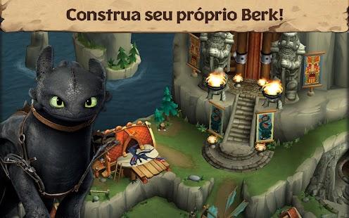 Dragões: A Ascenção de Berk - screenshot thumbnail