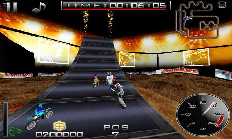 Ultimate MotoCross- screenshot