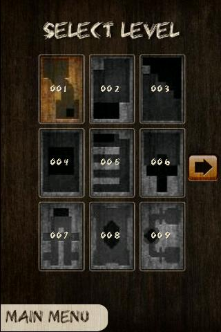 Woodebox Puzzle - screenshot