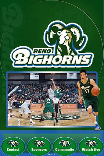 玩娛樂App|Reno Bighorns免費|APP試玩