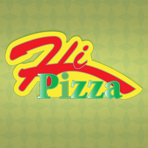 Hi Pizza 生活 App LOGO-APP試玩