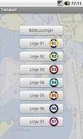 Screenshot of Båtbussguide (Svenska)
