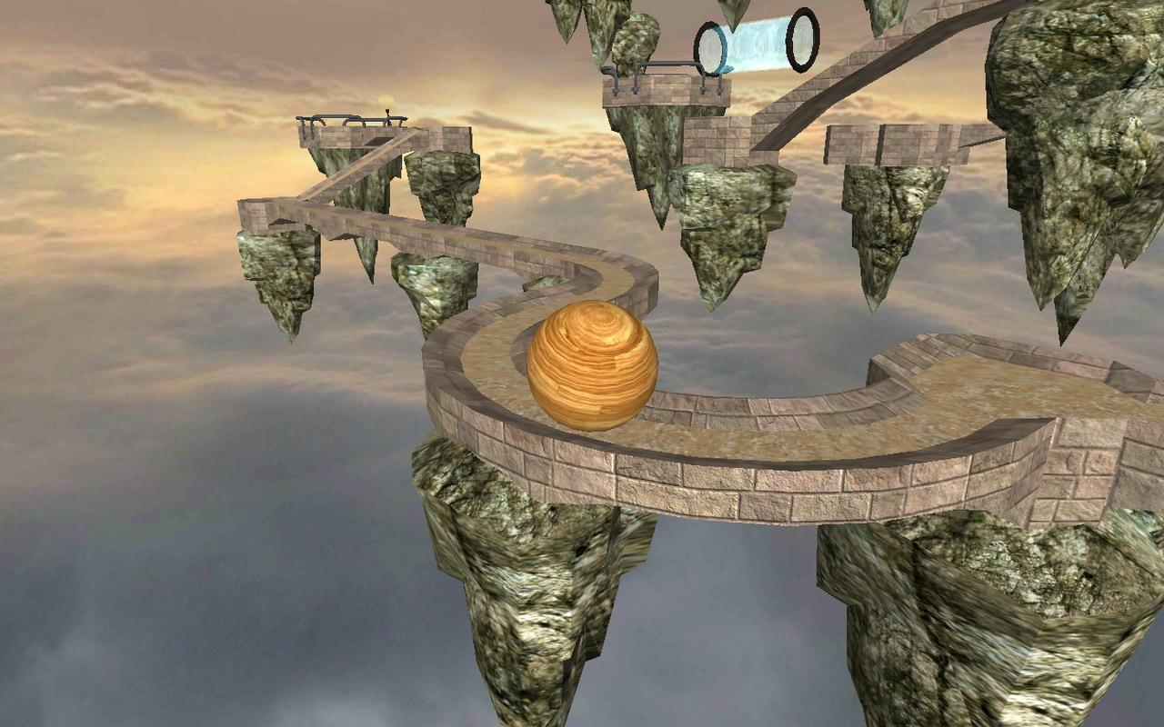 Screenshots of Balance 3D for iPhone