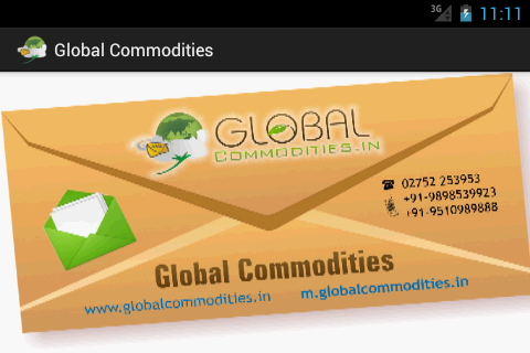 Global Commodities