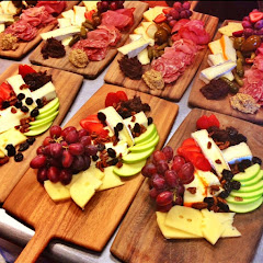 Fruit/Cheese and Combo Boards - YUM!