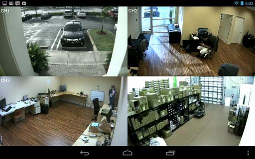Viewtron CCTV DVR Viewer App