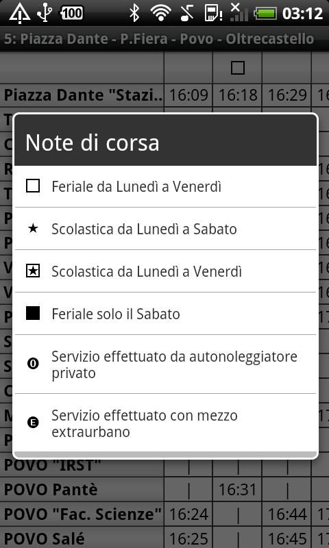 Trento Bus - screenshot