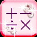 キラキラ電卓 icon