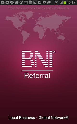 BNI Referral