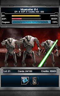 Star Wars Force Collection Screenshot 25