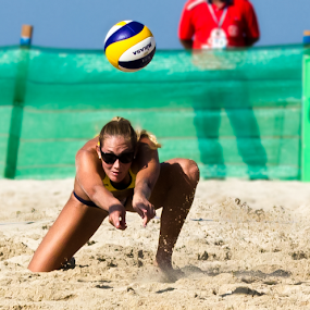 by Ryan Dominguez - Sports & Fitness Other Sports ( fitness, beach volleyball, mikasa volleyball, sports )