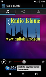 RADIO ISLAME- screenshot thumbnail