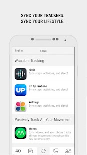 Nudge Health Tracking- screenshot thumbnail