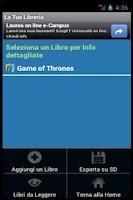 Screenshot of Libreria Digitale