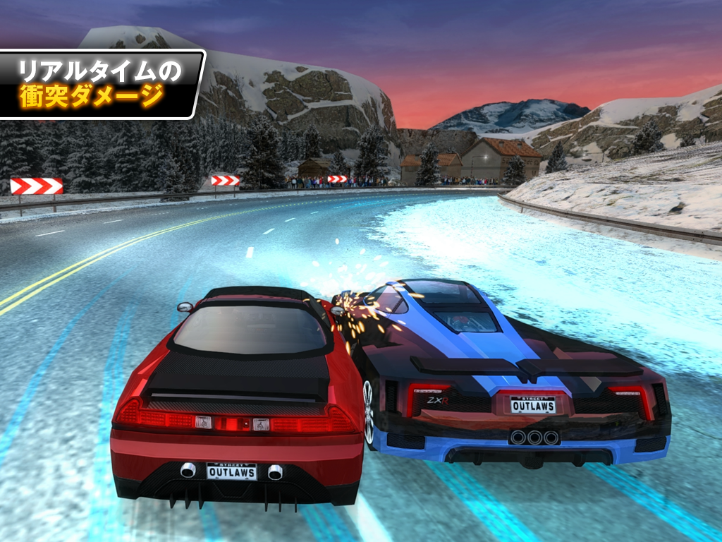 Drift Mania: Street Outlaws- スクリーンショット