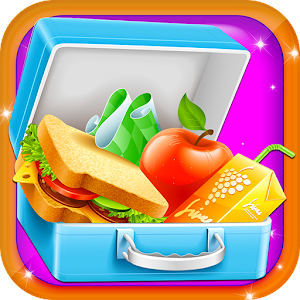 Lunch Box Maker – School Games for PC and MAC
