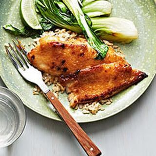 Glazed Tilapia Recipes.