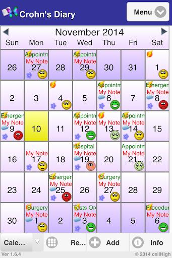 Crohns Diary