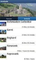 Screenshot of ArmGuide - Armenia - Yerevan