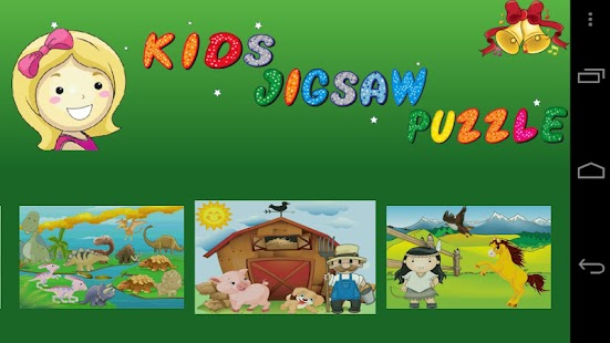 Kids Jigsaw Puzzle - screenshot thumbnail