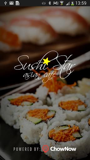 Sushi Star Asian Cafe