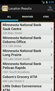 Minnesota National Bank Mobile - screenshot thumbnail