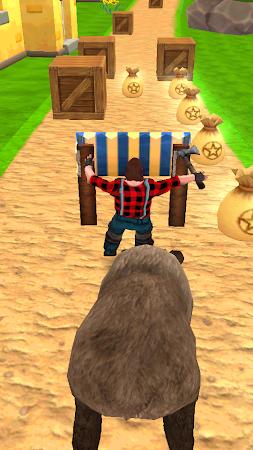 Danger Runner 3D Bear Dash Run 1.5 screenshot 1646786