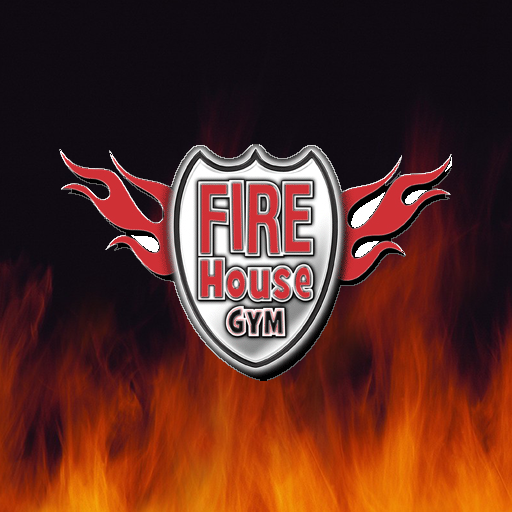 Fire House Gym LOGO-APP點子