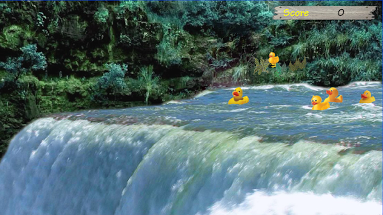 Duck Rescue - the waterfall- screenshot thumbnail
