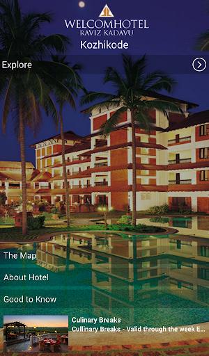 Raviz Kadavu Resort Calicut