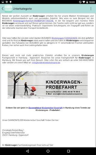 【免費購物App】Dannenfelser Kindermöbel-APP點子