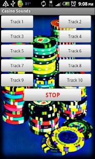 casino winner sound effects