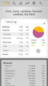 Nutrition Data PRO v1.1