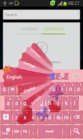 Screenshot of Keyboard and Colors