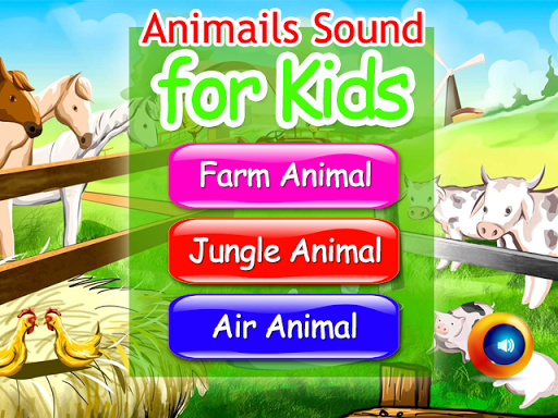 Animal Sounds Pictures Kids