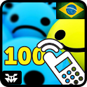 100 Brazilian Funny Ringtones icon