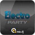 Electro Party by mix.dj logo