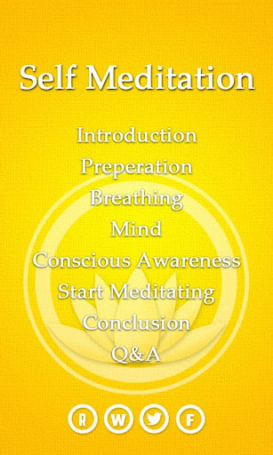 Self Meditation Free