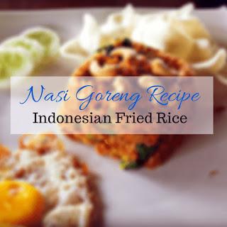Nasi Goreng Recipe (Indonesian Fried Rice).