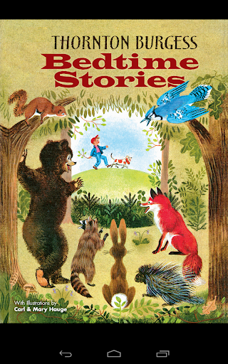 Bedtime Stories - Read to Me
