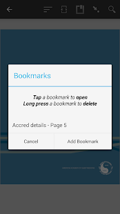 AASM Resource Library- screenshot thumbnail
