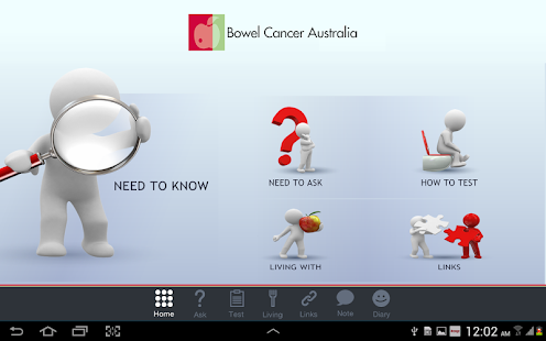 Bowel Cancer - screenshot thumbnail