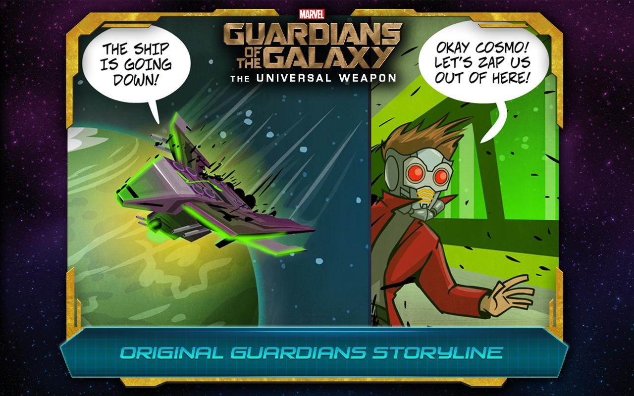 Guardians of the Galaxy: TUW screenshot #10