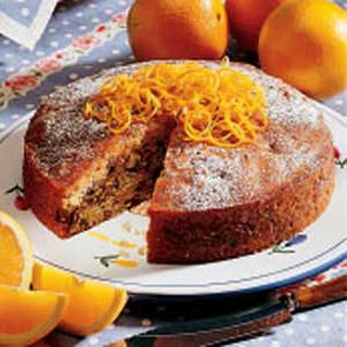 Orange Blossom Cake