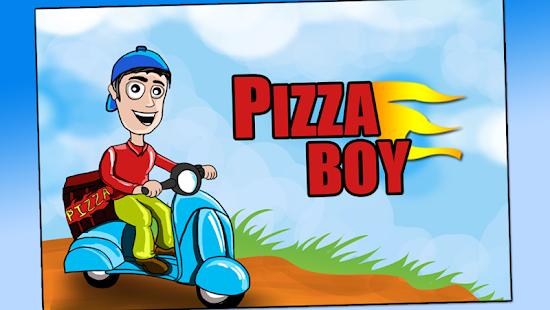 比萨饼男孩